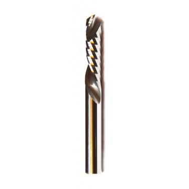 Фреза однозаходная компрессионная 6mm x 22mm